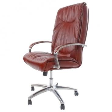 Компьютерное кресло Евростиль Шеф Хром