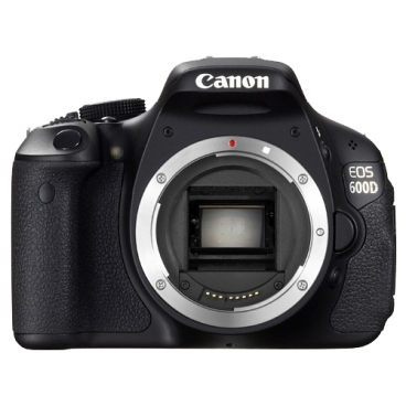 Фотоаппарат Canon EOS 600D Body