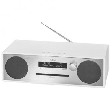 Музыкальный центр AEG MC 4469 белый