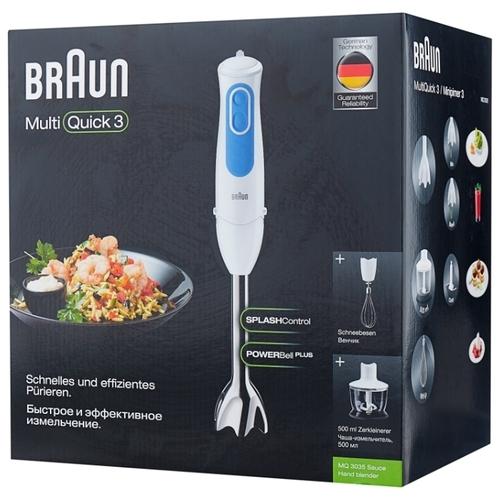 Погружной блендер Braun MQ 3035 Sauce