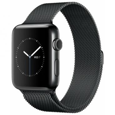 Часы Apple Watch Series 2 42mm with Milanese Loop