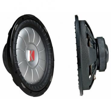 Автомобильный сабвуфер Kicker CVT102