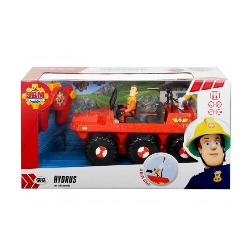 Вездеход Dickie Toys Пожарный Сэм (3099620) 30 см