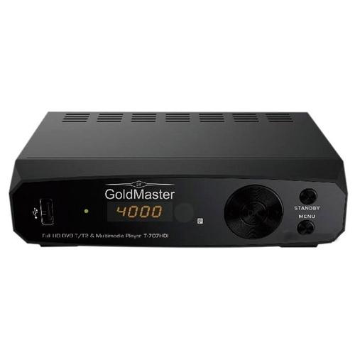 TV-тюнер GoldMaster T-707HDI