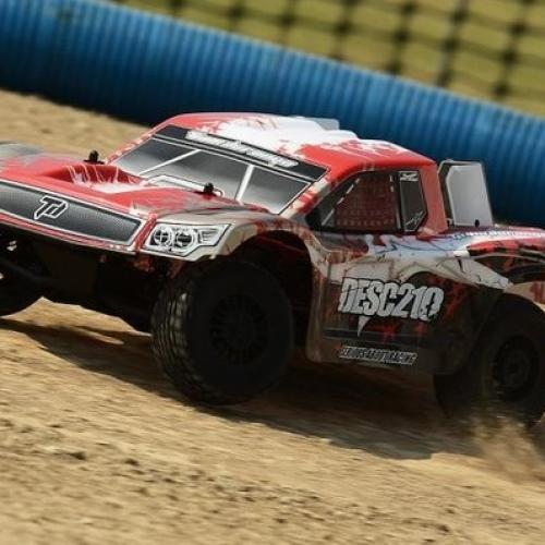 Машинка Team Durango 1:10