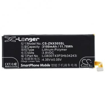 Аккумулятор Cameron Sino CS-ZNX505SL для ZTE Nubia Z7 Max
