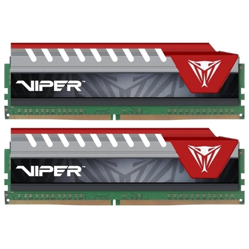 Оперативная память 16 ГБ 2 шт. Patriot Memory PVE432G240C5KRD