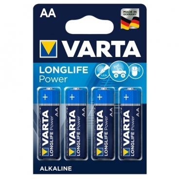 Батарейка VARTA LONGLIFE Power AA