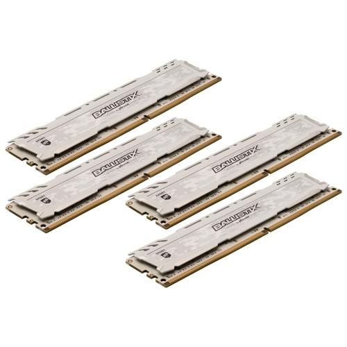 Оперативная память 8 ГБ 4 шт. Ballistix BLS4K8G4D32AESCK