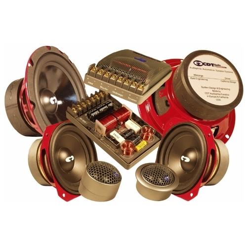 Автомобильная акустика CDT Audio CL-632