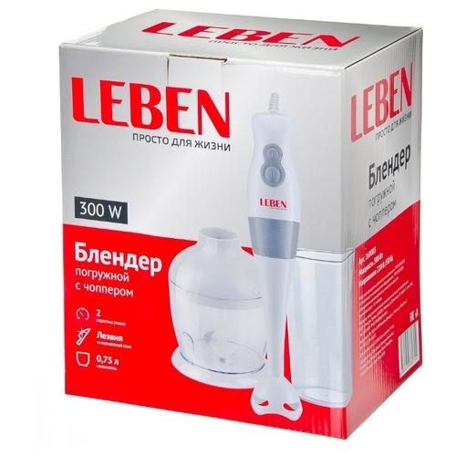 Погружной блендер Leben 269-003