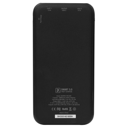 Аккумулятор Energea SlimPac PQ1201 10000 mAh