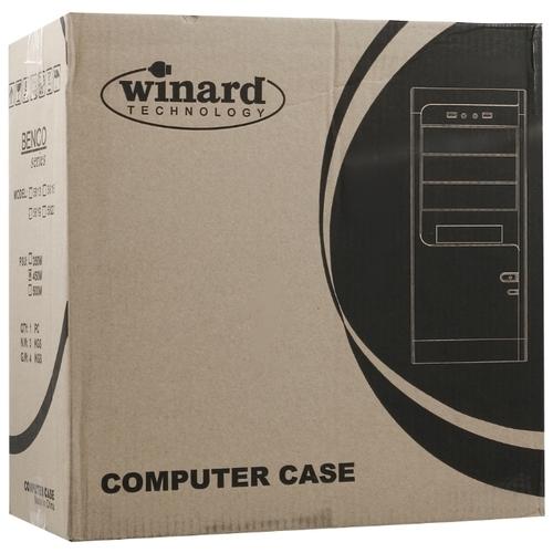Компьютерный корпус Winard 5819 500W Black