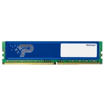 Оперативная память 4 ГБ 1 шт. Patriot Memory PSD44G240081H CL 16