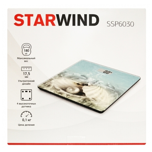 Весы STARWIND SSP6030