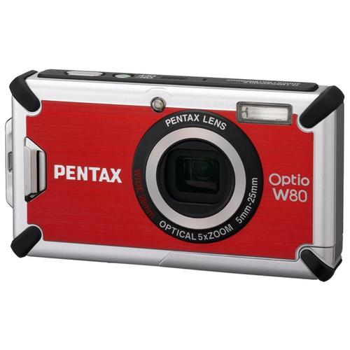 Фотоаппарат Pentax Optio W80