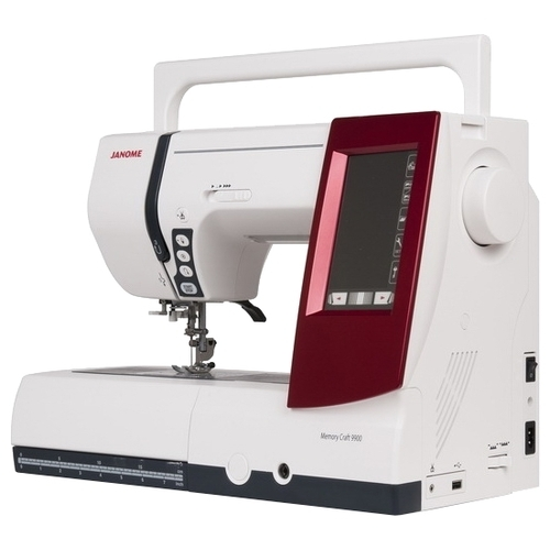 Швейная машина Janome Memory Craft 9900