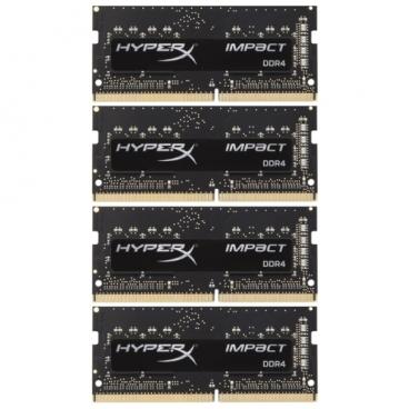 Оперативная память 8 ГБ 4 шт. HyperX HX424S15IB2K4/32