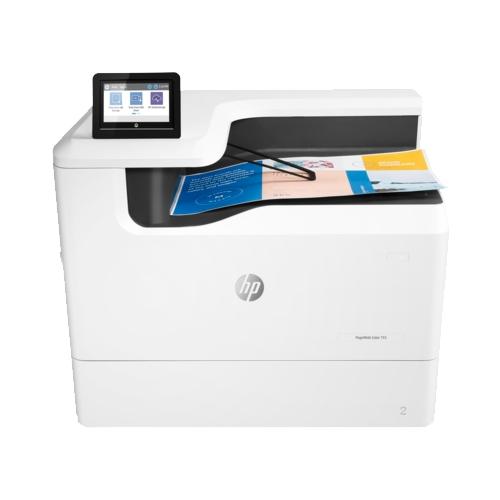 Принтер HP PageWide Color 755dn