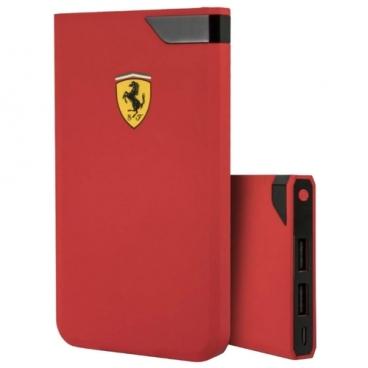 Аккумулятор CG Mobile Ferrari LCD Powerbank 5000 mAh (FEPBI606)