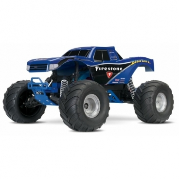 Монстр-трак Traxxas BigFoot (36084-1) 1:10 41.3 см