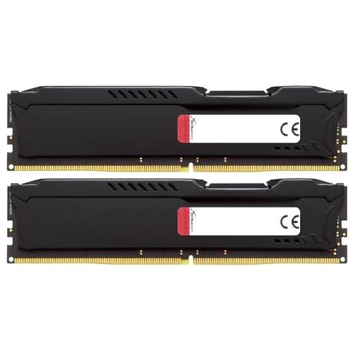Оперативная память 8 ГБ 2 шт. HyperX HX434C19FB2K2/16