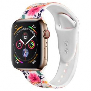 COTEetCI Ремешок W38 Flowers для Apple Watch Series 4 44mm