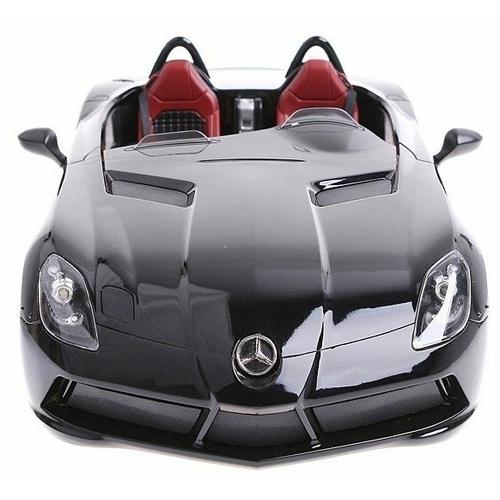 Легковой автомобиль Rastar Mercedes-Benz SLR (42400) 1:12 36 см