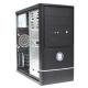 Компьютерный корпус Winard 5813B w/o PSU Black