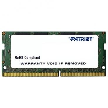 Оперативная память 4 ГБ 1 шт. Patriot Memory PSD44G240082S