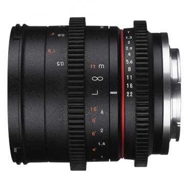 Объектив Samyang 50mm T1.3 AS UMC CS Micro 4/3