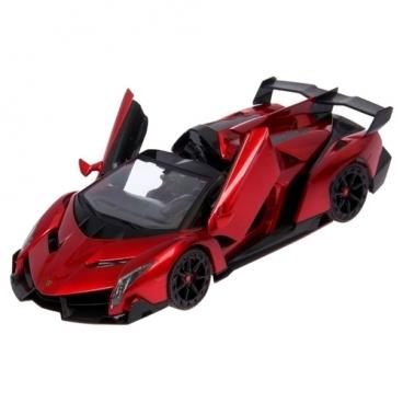 Легковой автомобиль MZ Lamborghini Veneno Cabrio (MZ-2304J) 1:14 34 см