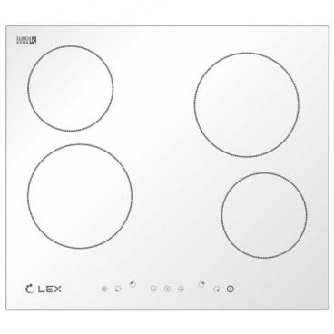 Варочная панель LEX EVH 640 WH