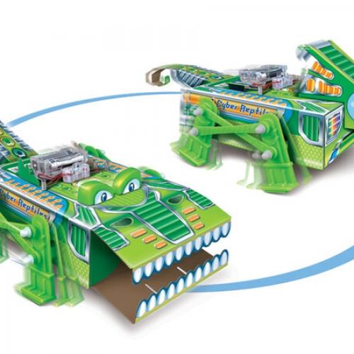 Набор для исследований Amazing Toys Кибер-рептилии