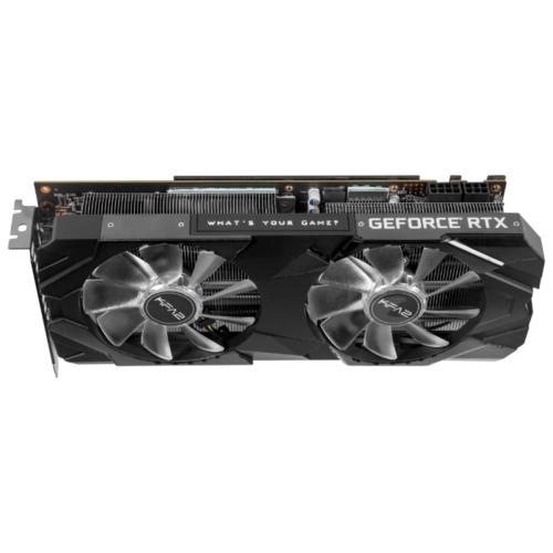Видеокарта KFA2 GeForce RTX 2060 Super 1650MHz PCI-E 3.0 8192MB 14000MHz 256 bit HDMI 2xDisplayPort HDCP EX 1-Click OC