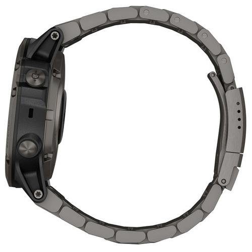 Часы Garmin D2 Delta PX с титановым DLC ремешком