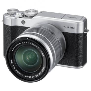 Фотоаппарат Fujifilm X-A20 Kit