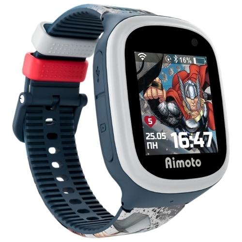 Часы Кнопка жизни Marvel Тор