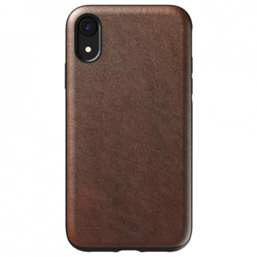 Чехол Nomad Rugged Leather Rustic для Apple iPhone Xr