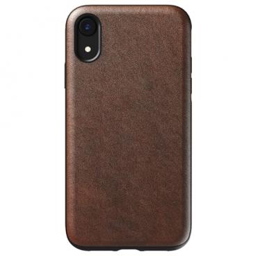 Чехол Nomad Rugged Leather Rustic для Apple iPhone Xr
