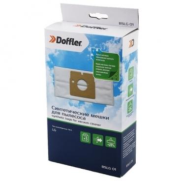 Doffler Пылесборники синтетические BSLG 01