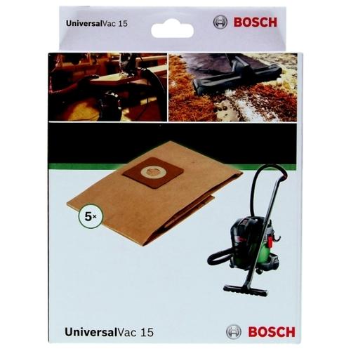 Bosch Бумажные пылесборники для UniversalVac 15
