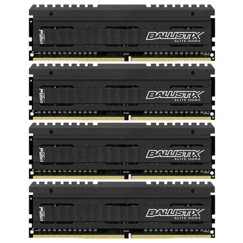 Оперативная память 4 ГБ 4 шт. Ballistix BLE4C4G4D26AFEA