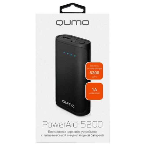 Аккумулятор Qumo PowerAid 5200