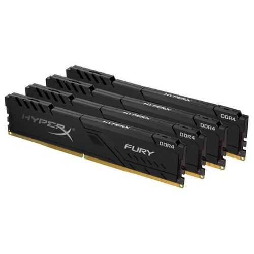 Оперативная память 8 ГБ 4 шт. HyperX HX424C15FB3K4/32