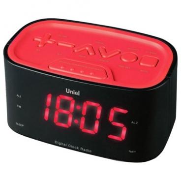 Радиобудильник Uniel UTR-33
