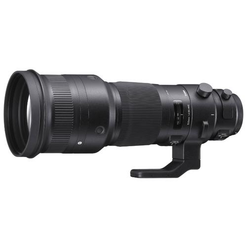 Объектив Sigma 500mm f/4 DG OS HSM Sports Canon EF