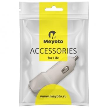 Автомобильная зарядка Meyoto MECH2U2-4WT01