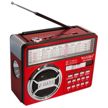 Радиоприемник Waxiba XB-415URT