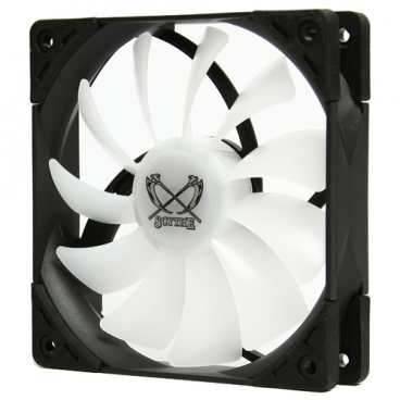 Система охлаждения для корпуса Scythe Kaze Flex 120 RGB (SU1225FD12HR-RN)